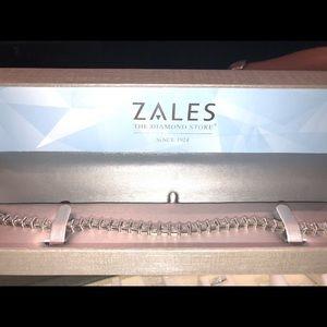 Zales diamond bracelet